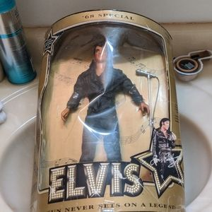 Elvis Presley large action figure (1968) special